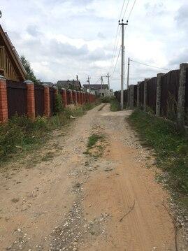 Участок ПМЖ в Апрелевке, д. Мартемьяново - Фото 4