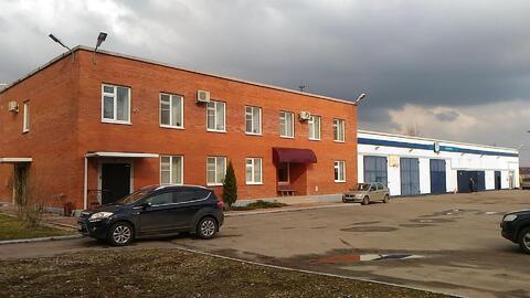 Административно-бытовой производственный комплекс, 800 кв.м +1,2 га зу - Фото 1