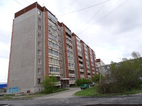 Однокомнатная квартира, мкрн. Компрессорный, черта Екатеринбурга. - Фото 1