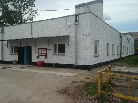 Продажа производственного помещения, Ломоносовский район, Волхонское . - Фото 2