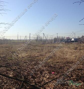 Калужское ш. 12 км от МКАД, Воскресенское, Участок 24 сот. - Фото 1