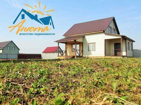 Новый дом в близи озера с газом в Совхозе Победа Жуковского района - Фото 3