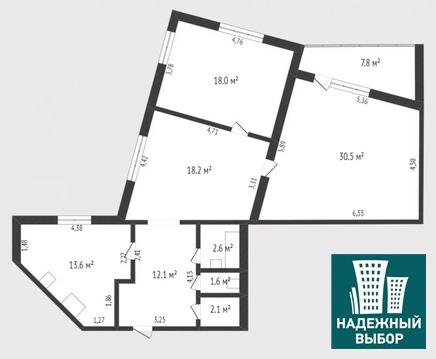 Объявление №65033217: Продаю 3 комн. квартиру. Тюмень, ул. Станислава Карнацевича, д. 12,