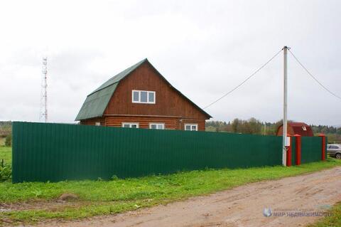 Дом с баней в жилой деревне Золево Волоколамского района. Рядом лес. - Фото 2