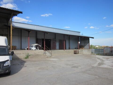 Отапливаемый склад 130 кв.м, на пандусе.