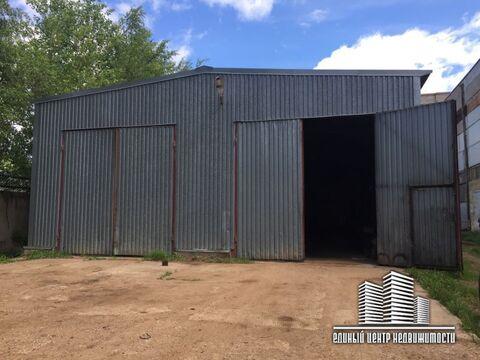 Аренда производственного-складского помещения 420 м кв в г. Дмитров ул - Фото 1