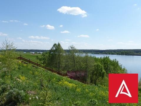 Участок 17 соток д. Абрамово, Кимрский район, 2-я линия Волги - Фото 2