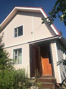 Продам дом с участком в Домодедово - Фото 1
