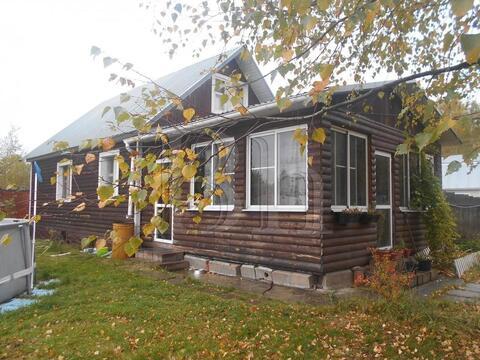 Продается дом 110 м2, по Егорьевскому шоссе, 25 км от МКАД, в деревне . - Фото 2