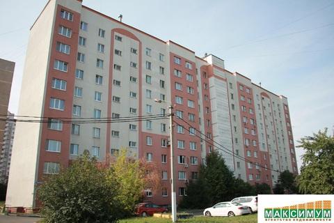 3 комнатная квартира Домодедово, ул. Коммунистическая, д.37 - Фото 1