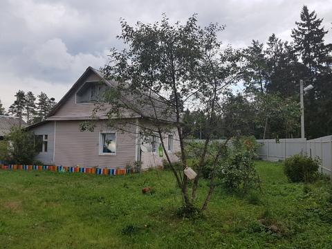 Теплый 2этажный, бревенчатый дом в Нежново - Фото 5