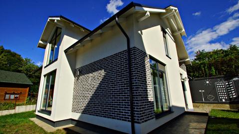 Дом в стиле скандинавский Лофт в Сочи с дизайнерским ремонтом. - Фото 5
