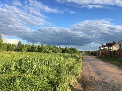 Продажа участка, Большое Петровское, Чеховский район - Фото 1