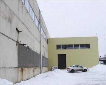 Производственно складская база в г.Санкт Петербург - Фото 4