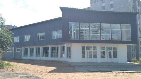 Здание свободного назначения 886кв.м,8сот. парковка, на Попова - Фото 2