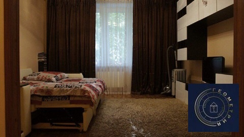 1-комнатная, м.Молодежная, Сколковское шоссе 16 (ном. объекта: 42384) - Фото 3