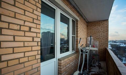 Продаётся видовая 2-х комнатная квартира в районе Аэропорт. - Фото 4