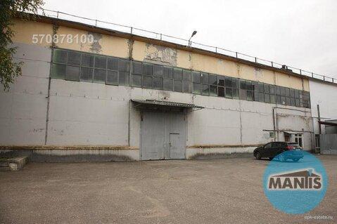 Этаж - 1 Отделка – полы: бетон Планировка – склад 1-го этажа 800 кв - Фото 1