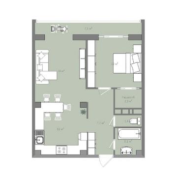 Продается квартира в элитном жилом комплексе «Александровский парк» - Фото 1