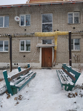 Судогодский р-он, Муромцево п, Комсомольская, д.7, 3-комнатная . - Фото 3