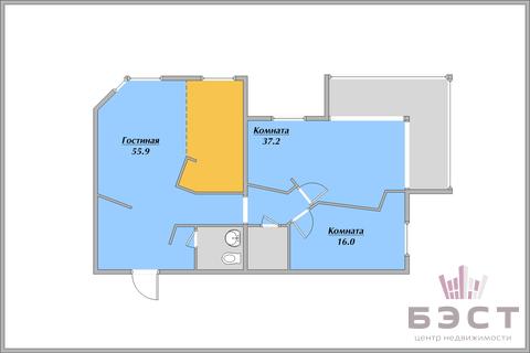 Квартира, Белинского, д.35 - Фото 1
