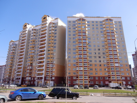 1-ком. квартира мкр. Восточное Бутово, ул. Лесная д. 22, корпус. 2 - Фото 1