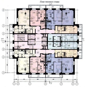 "Продам 2-комн. квартиру в ЖК ""Квадро"" дом 4 65,25 кв.м. на 14 этаже - Фото 5"