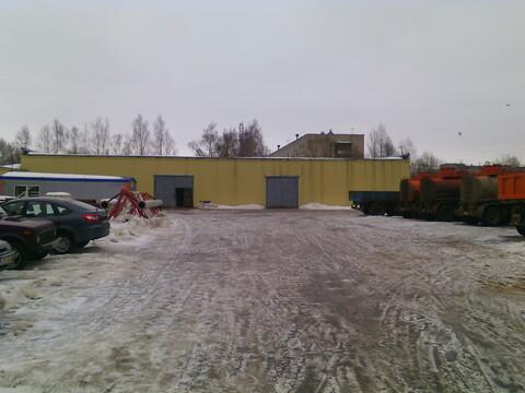 Производственно-складское, отапливаемое помещение, площадью . - Фото 4