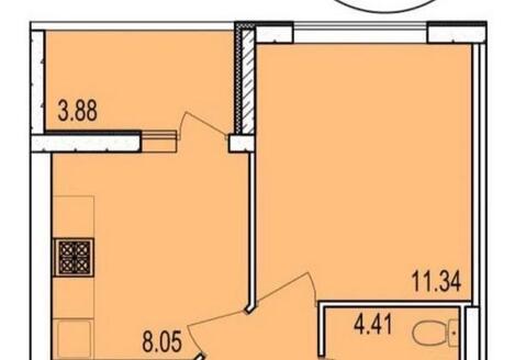 Продажа квартиры, Краснодар, Ул. Беговая, Купить квартиру в Краснодаре по недорогой цене, ID объекта - 321683268 - Фото 1