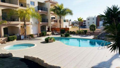 Отличный трехкомнатный Апартамент с большими верандами в Пафосе - Фото 1