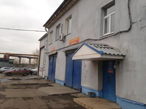 Продается производственная база на ул.Промышленная д.1 стр.2. 1 линия, . - Фото 2
