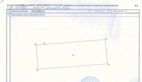 Продажа участка, Нелжа, Рамонский район, Ул. Мира - Фото 1