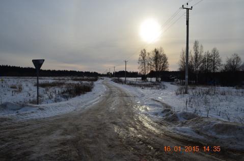 Участок 16 соток, д. Новопоречье - Фото 3