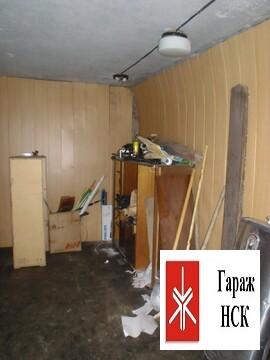 Продам капитальный гараж, ГСК Сибирь № 1587, ул. Пасечная 3 к2. - Фото 5