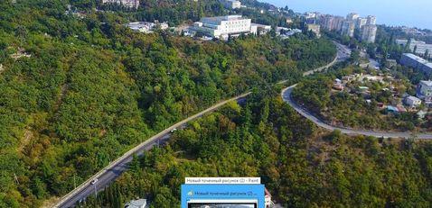 16 соток в Ялте с видом на море и горы, под строительство гостиницы - Фото 3