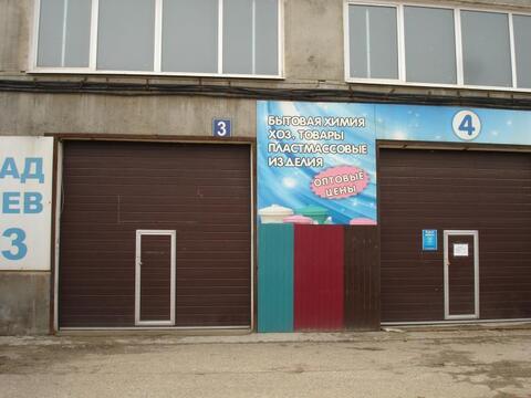 Аренда склада, Иркутск, Ул. Розы Люксембург - Фото 1