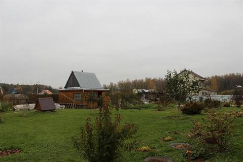 Продается дом с баней на участке 10 соток, СНТ, вблизи г. Белоусово - Фото 4