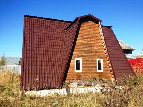 Каркасник 120 кв.м. на 10 сотках п. Тучково ул. Дубки-2 - Фото 3