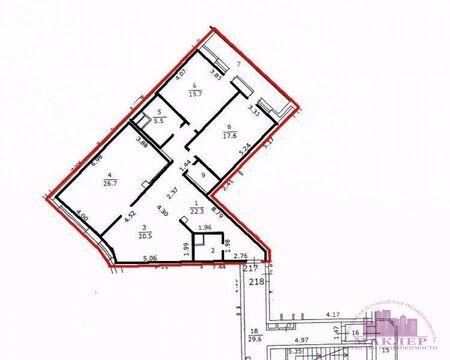 Продается 3-к квартира г.Одинцово ул.Чикина 12 - Фото 2