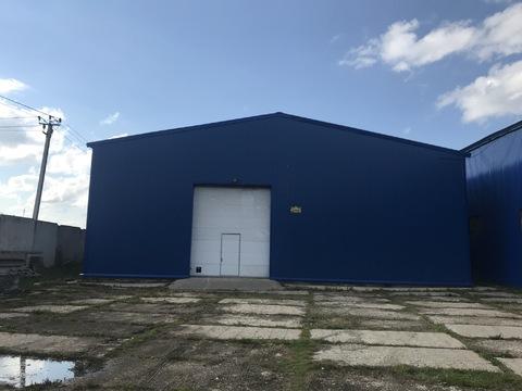 Сдается производственно-складское помещение 800 кв. м. - Фото 5