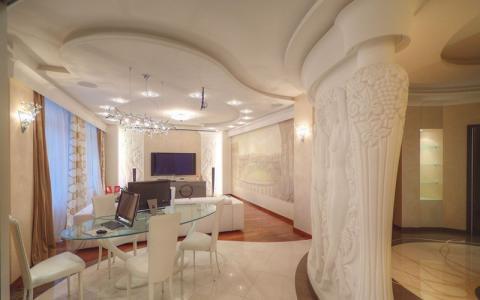 Калинина 30 шикарная двухуровневая квартира в элитном доме - Фото 3
