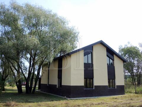 Современный коттедж в жилой деревне под Звенигородом. Ново-Рижское . - Фото 4