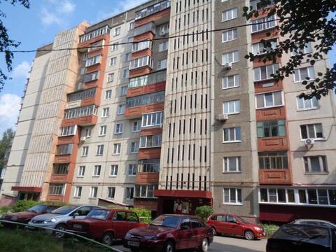 Двухкомнатная квартира: г.Липецк, Механизаторов улица, 3а - Фото 1