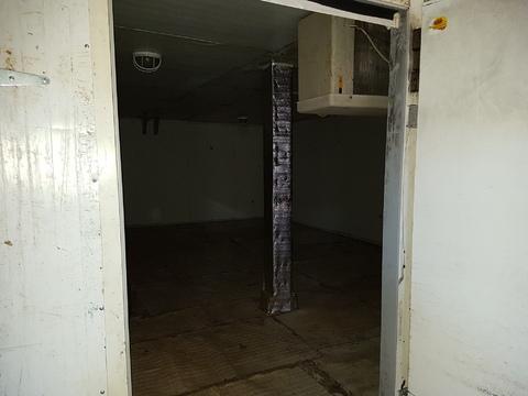 Сдается склад-холодильник 100 кв. м. в с. Молоково, ул. Революции, 63. - Фото 4