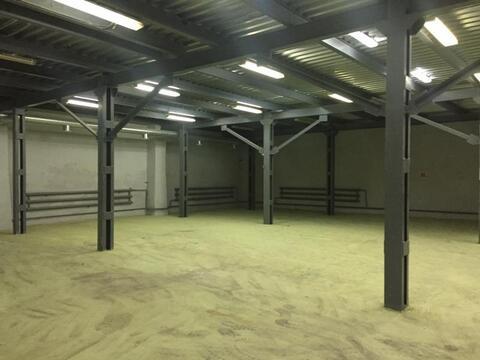 Сдам производственно-складское помещение на Мещерской - Фото 3