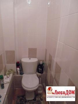1 комнатная квартира с ремонтом и мебелью на 1 этаже в Солнечном 6 мк - Фото 3