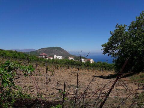 Продажа Элитных видовых участков с панорамным видом на море и горы - Фото 1