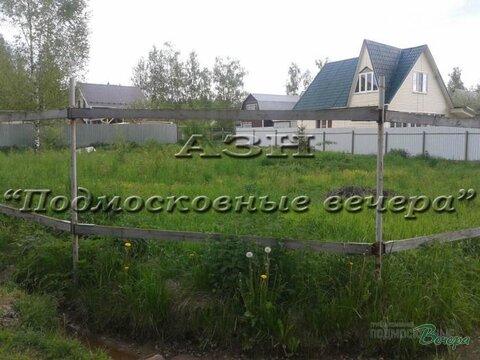 Ярославское ш. 36 км от МКАД, Бортнево, Участок 6.8 сот. - Фото 4