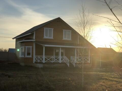 Дом, дача с участком, с газом по Калужскому Киевскому шоссе лес - Фото 4