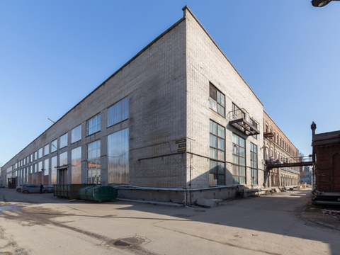 Аренда производственного помещения, м. Площадь Ленина, Ул. Минеральная - Фото 1